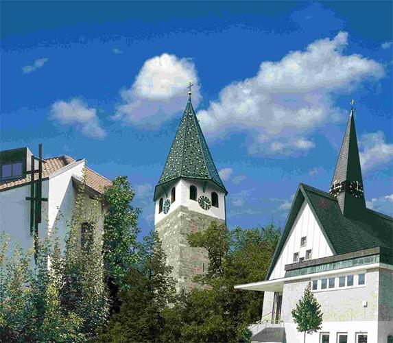 3 Bernhäuser Kirchen